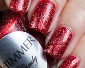 Shimmer Nail Polish - Cindy
