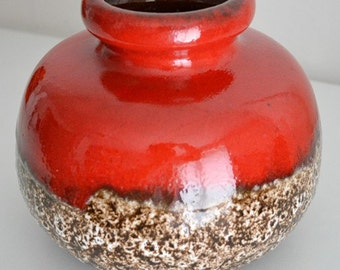 West German Scheurich vase 284-15