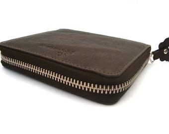 women clutch  wallet leather