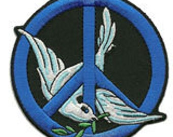 peace dove patch