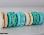 RESERVED FOR MEL - Tasting box x 6 macarons