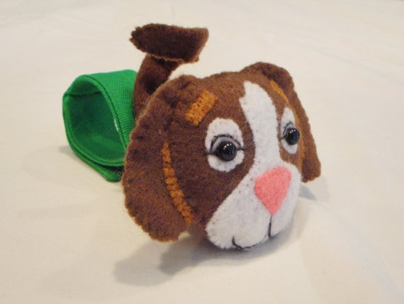 Baby Stroller and Car Seat Toy - Beagle Dog Baby Toy for Baby Car Seats or Strollers