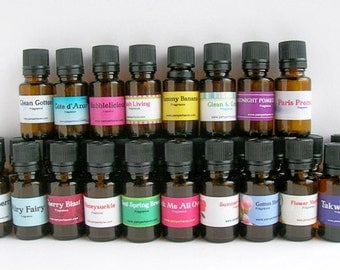 5 Fragrance Oils, Scented Oils, Candle Fragrance, Mothers Day Gift, Home Fragrance Oils, Bath and Body Fragrance