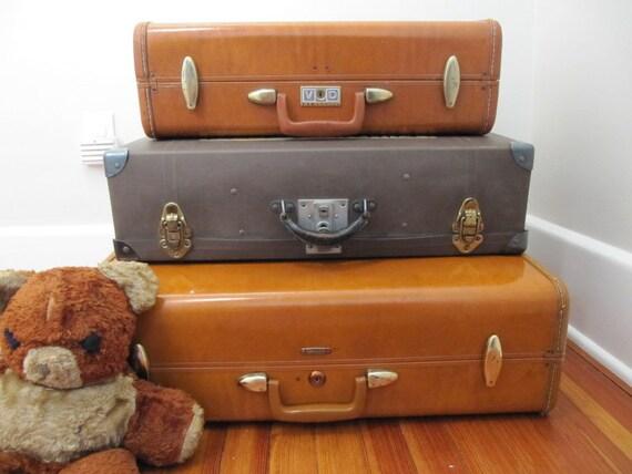 reserved Shabby Chic Samsonite Luggage