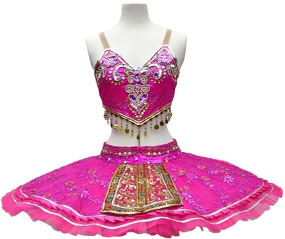 Ballet Tutu - Beautiful Classic Oriental Stage ballet tutu