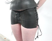 Recycled Rubber Shorts