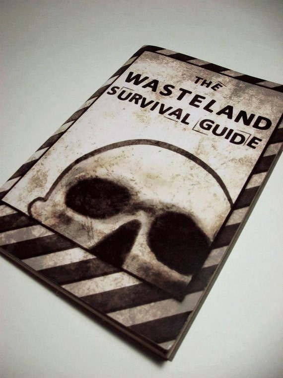 The Wasteland Survival Guide Prop