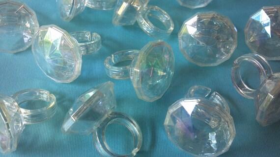 Diamond Ring Cake Pops