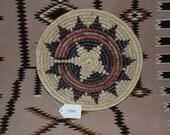 """13"""" Navajo Wedding Basket"""