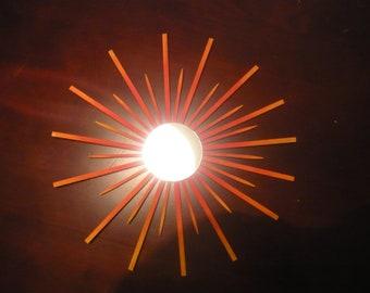 Flamming Sun