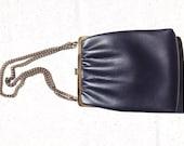 chain link hand bag