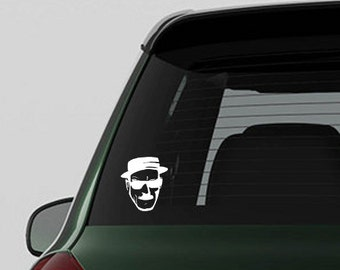Breaking Bad Walter White Vinyl Wall or Window Decal