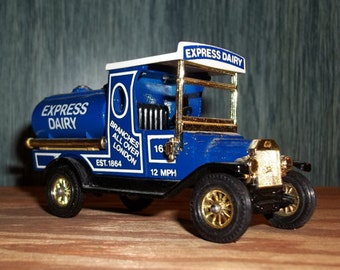 Matchbox Models of Yesteryear by Lesney 1912 Ford Model T  made in England  Y3