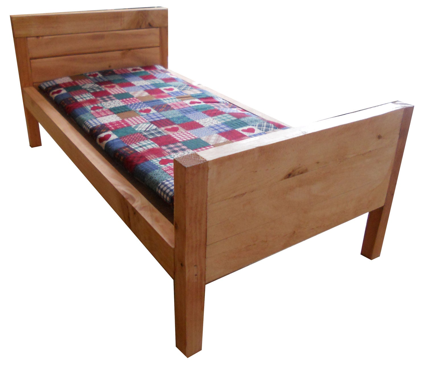 Marvelous photograph of Wooden Doll Bed Fits An 18 to 20 Inch Doll by BusyBeaverToys with #764126 color and 1500x1289 pixels