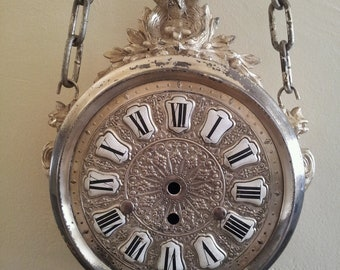 "Antique New Haven ""Chatelaine"" Model Clock"