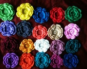 Crochet - Flowers