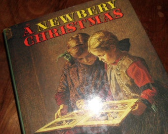 SALE Vintage A Newbery Christmas stories by award-winning authors