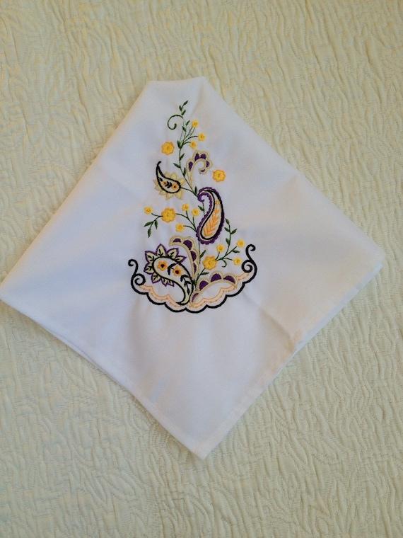 dinner cloth napkin