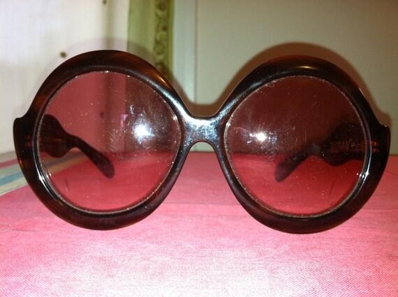 Vintage 1960's Sudan Sun Glasses