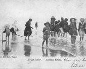 Heyst Sur Mer - Joyeux Ebats - Kids at The Beach  - Seaside Play