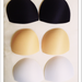 Bra Pads (6 pairs in a pack)