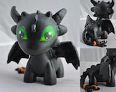 Toothless the Dragon  figure