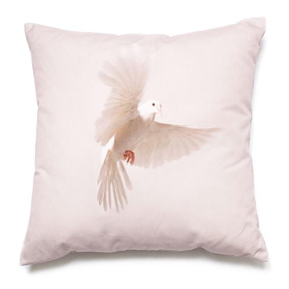 Throw Pillows Us : Dove Throw Pillow