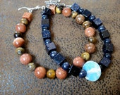 Solar God and Lunar Goddess Bracelets