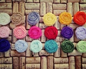 You Pick The Color Rosette Necklace