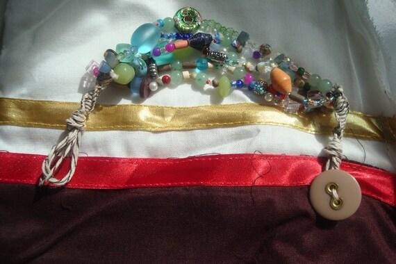 Mutlicoloured Beaded Bracelet