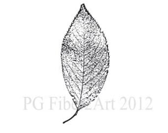 Thermofax Beech Leaf Screen