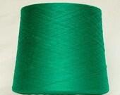 Emerald Acrylic Yarn Machine Knitting 2lbs.Aprox.