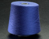 Royal Blue Acrylic Yarn Machine Knitting 2lbs.Aprox.