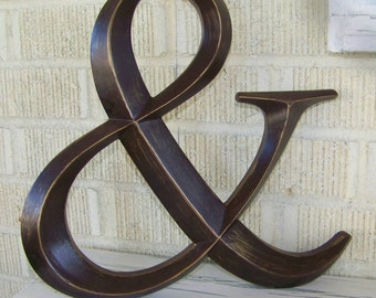 Ampersand Symbol, Wedding Decor, Wedding Ampersand Symbol