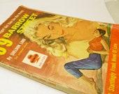 69 Barrow Street Sheldon Lord, book, vintage book, 1959, pulp fiction, vintage, erotica