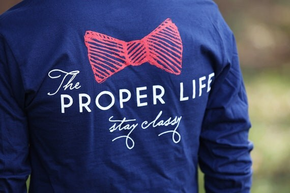 Xx large the proper life t shirt by proper kid problems size for Shirts and apparel koozie