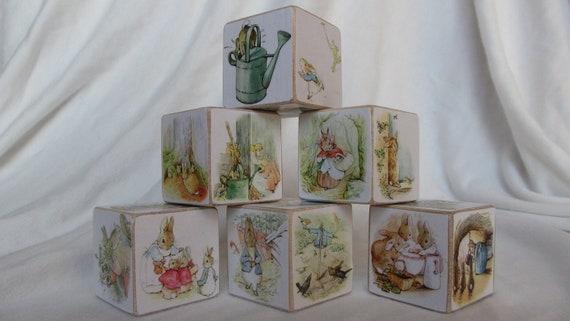Items Similar To Beatrix Potter Peter Rabbit Book Puzzle