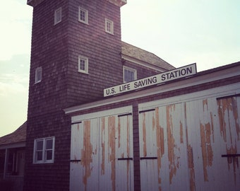 U.S. Life Saving Station, 5x7