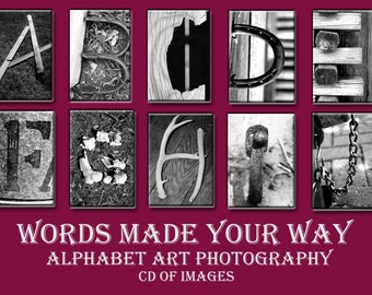 popular items for western letters on etsy With western alphabet letter art
