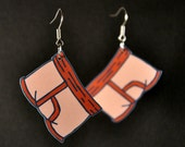 Boxer Briefs (pink/red) - Naughty Earrings for Bold user