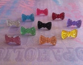 Cute Sparkly Bow Dust Plug For Your phone or Ipad 3.5mm