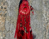 Passionate Ruby Magical Spell Pouch
