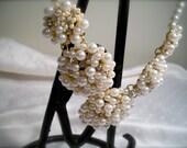 Elegant old fashion necklace