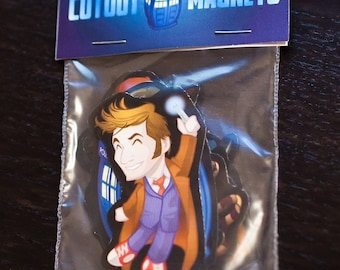 Doctor Who Magnet Set
