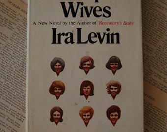 Vintage Book, The Stepford Wives