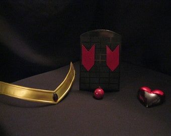 Sailor Pluto cosplay accessory KIT