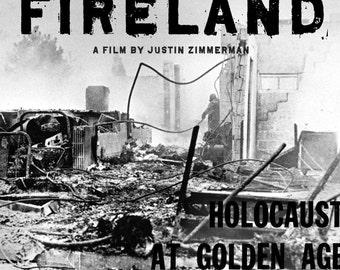Fireland DVD