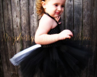 Lil Stinker', Toddler Skunk Costume 1-4T