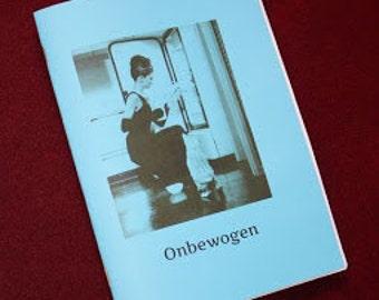 """Emma van Castricum's """"Onbewogen"""" zine"""
