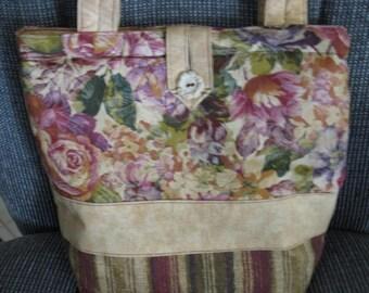 Handmade Purse / handbag / tote